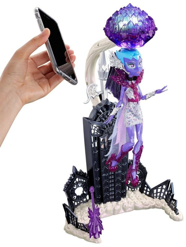 "Monster High ""Бу Йорк, Бу Йорк - Монстрический Мюзикл"" Станция Астрановы - Кукла Астранова"