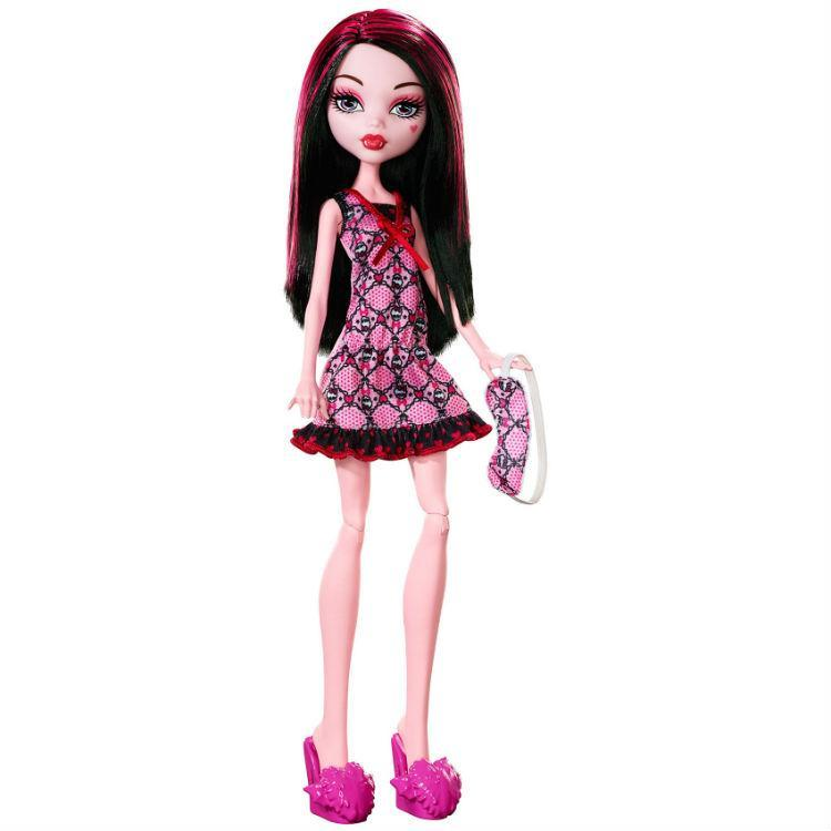 "Monster High ""Пижамная вечеринка"" Кукла Дракулаура, Монстер Хай"
