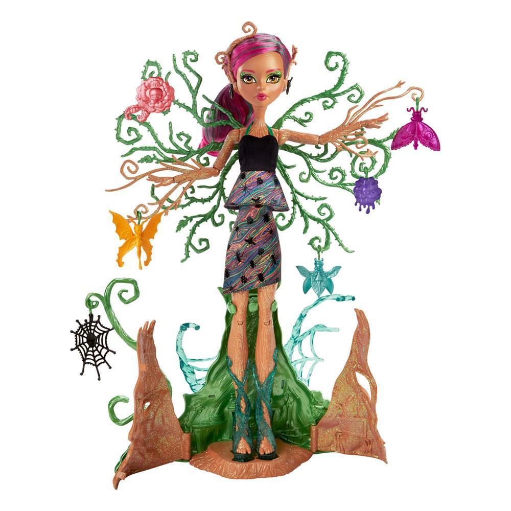 "Monster High ""Сад страхов"" Кукла Триза Торнвиллоу, 35 см, Монтр Хай"