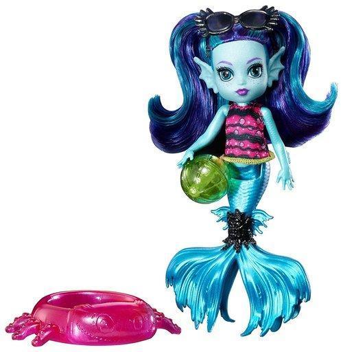 """Monster High """"Семья"""" Лагуны Блю - Эбби Блю"""