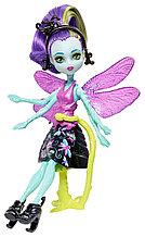 "Monster High ""Цветочная монстряшка"" - Мини-монстрик Вингрид с питомцем, Монстер Хай"
