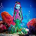 Monster High «Страшный Барьерный Риф» Кукла Поси Риф, Монстер хай, фото 6