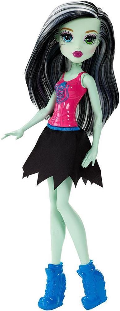 Monster High «Упырьлидерка» Кукла Френки Штейн, Монстер Хай
