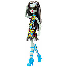 Monster High Базовая Кукла Фрэнки Штейн, Монстер Хай