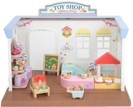 Sylvanian Families магазин игрушек