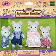 Sylvanian Families Семья Белых Мышей, фото 2