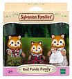 Sylvanian Families Семья Красных панд , 3 фигурки, фото 2