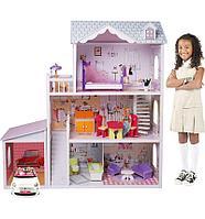 Дом для кукол с мебелью 116*38*123,5