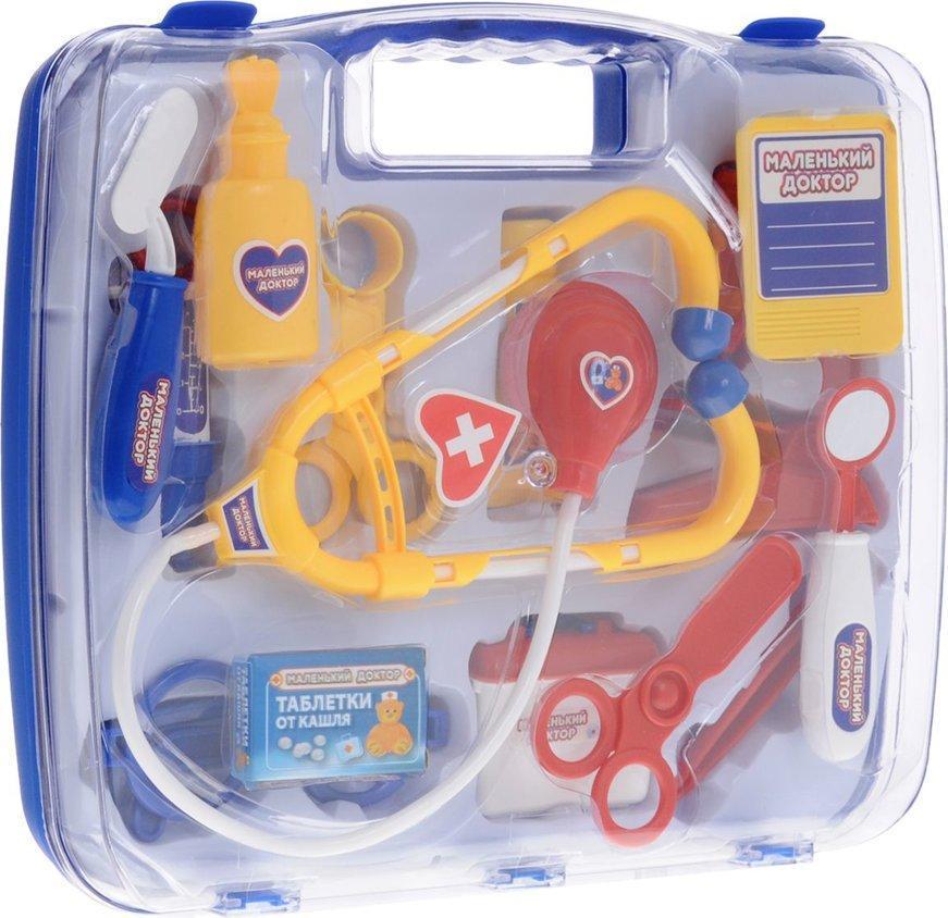 """Игровой набор- чемоданчик """"Маленький доктор"""""""