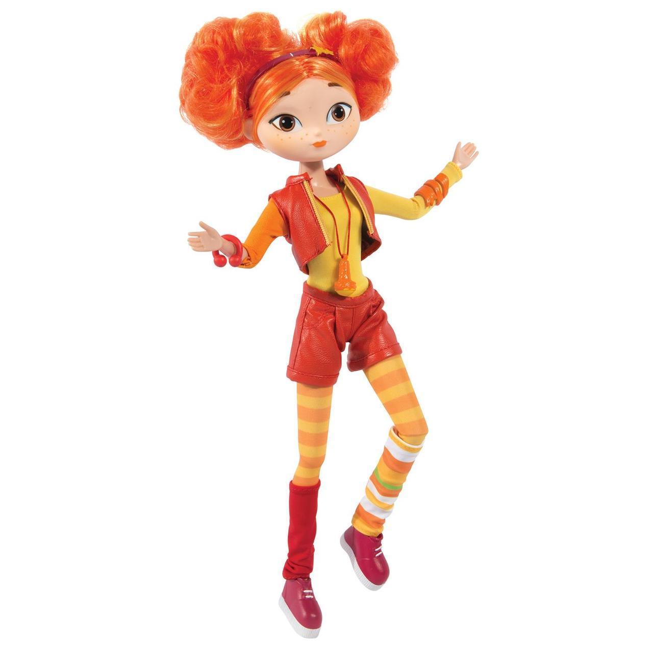 Сказочный патруль - Кукла Алёнка «Casual» - Девочка Динамит