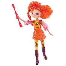 Сказочный патруль - Кукла Алёнка «Magic» - Девочка Динамит с волшебным факелом