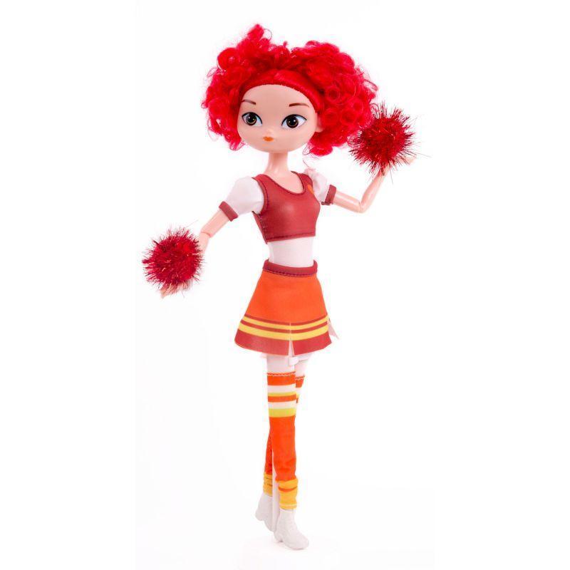 Сказочный патруль - Кукла Алёнка «Танцуют все» - Девочка Огонь