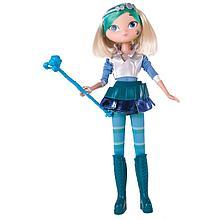 Сказочный патруль - Кукла Снежка «Magic» - Девочка загадка с волшебным посохом