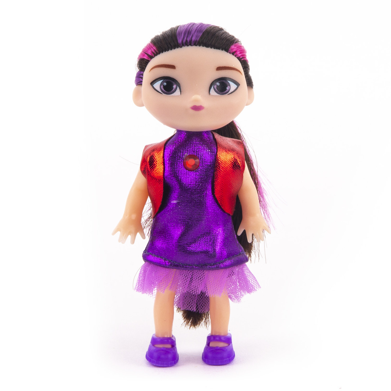 Сказочный патруль - Мини-Кукла Варя, 10 см.