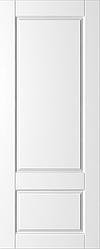 Дверь межкомнатная ПГ Уэльс-2 тон Белый