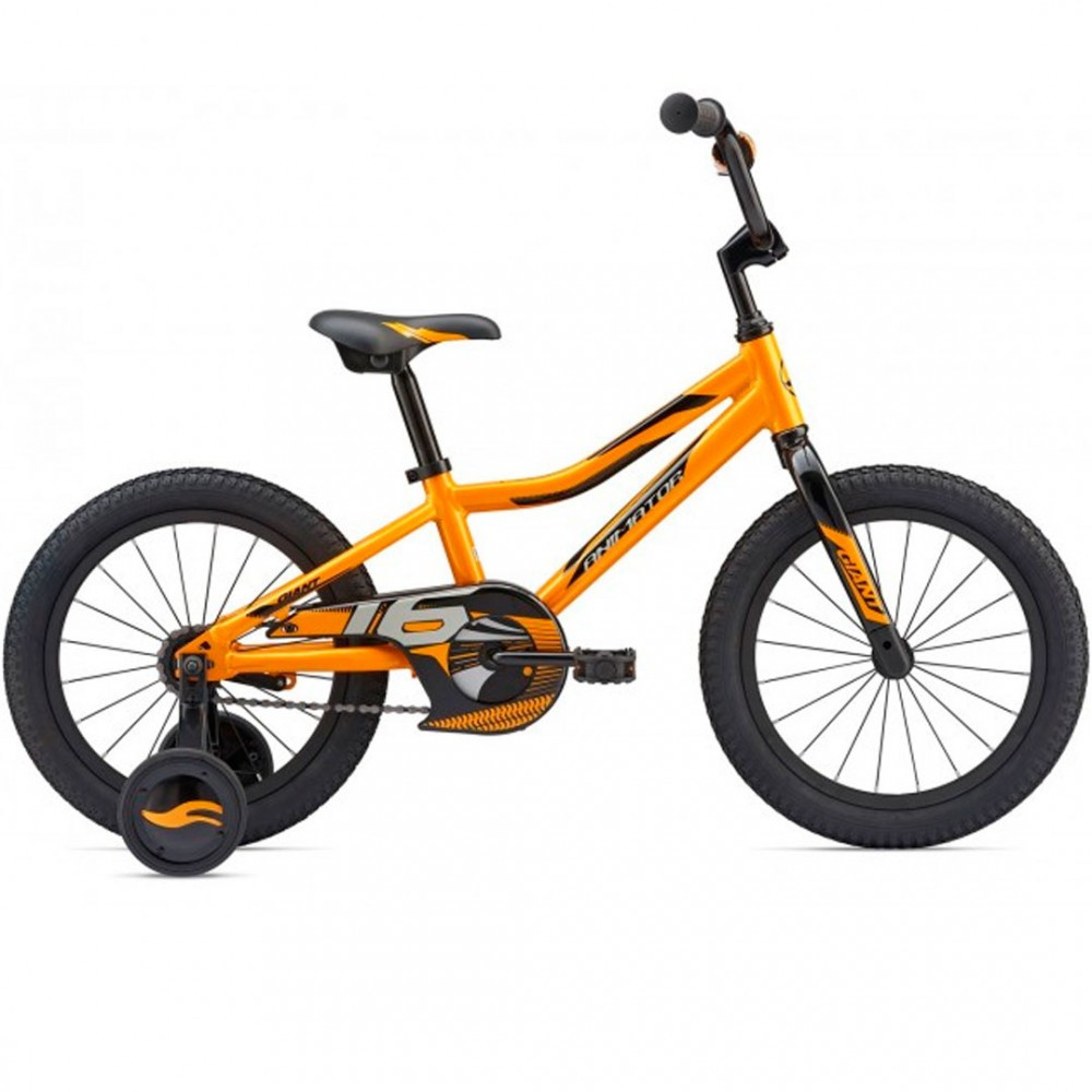 Детский велосипед Giant Animator 16 - оранжевый (2019)