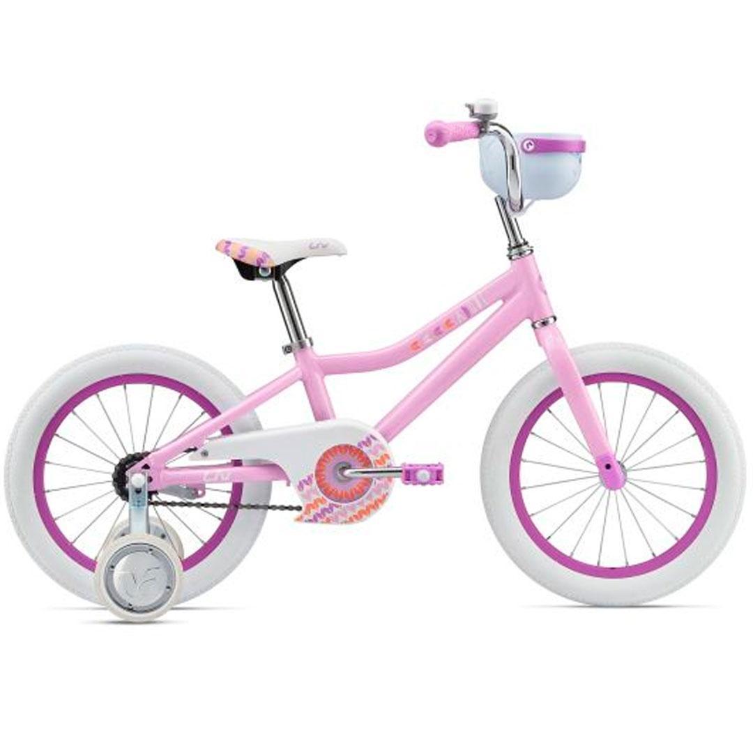 Детский велосипед Giant Liv Adore 16 - лаванда