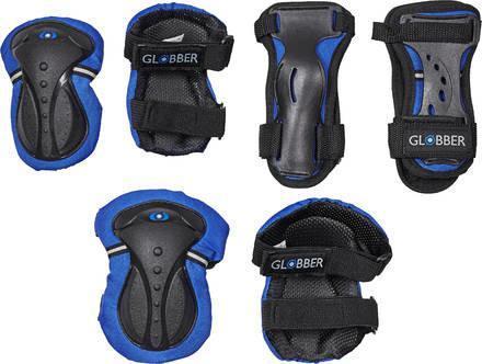 Набор детской защиты Globber XXS, синий (до 25 кг)