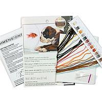 70-65169 Набор для вышивки крестом «Собачья миска» • «Dog Bowl» DIMENSIONS