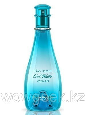 Женские духи Davidoff Cool Water Pure Pacific for Her