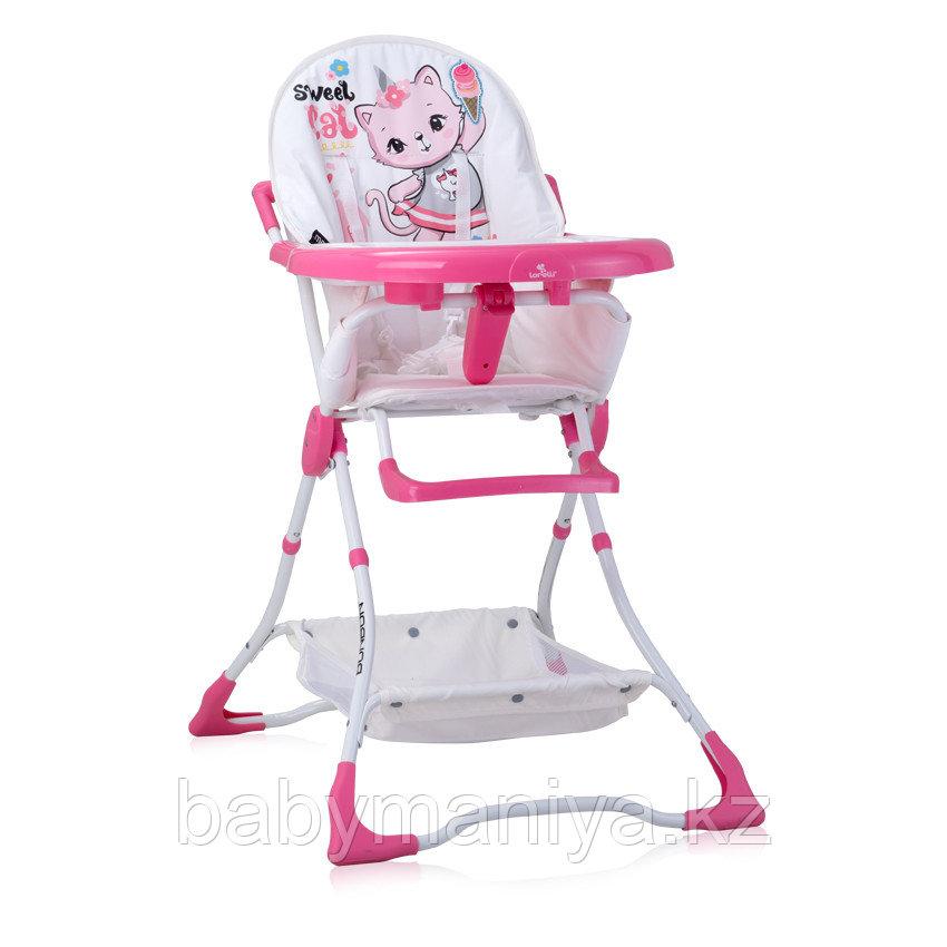 Стульчик для кормления Lorelli BONBON Розовый / Pink Cat 2031