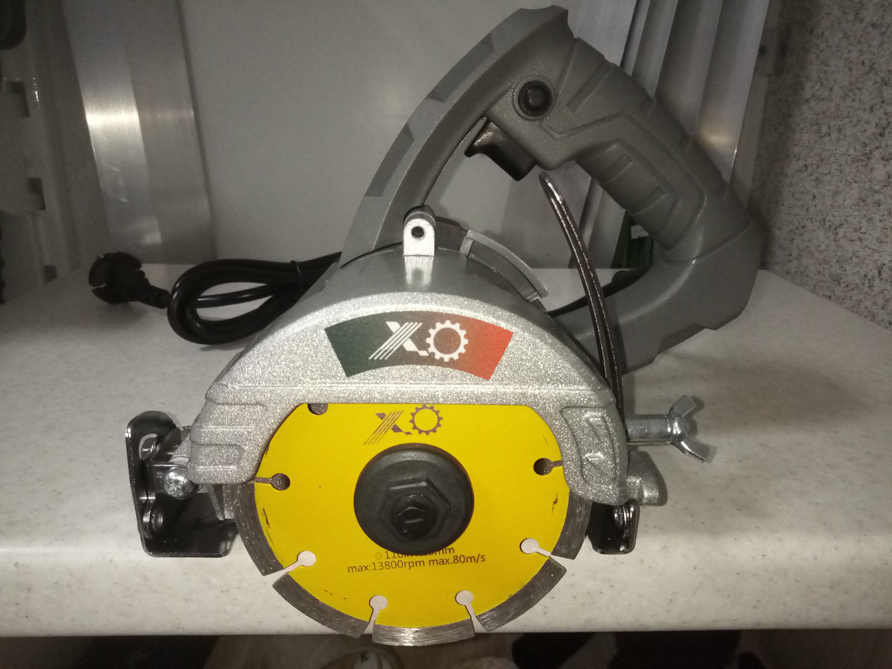 Пила дисковая (Мраморорезка) XO X5402