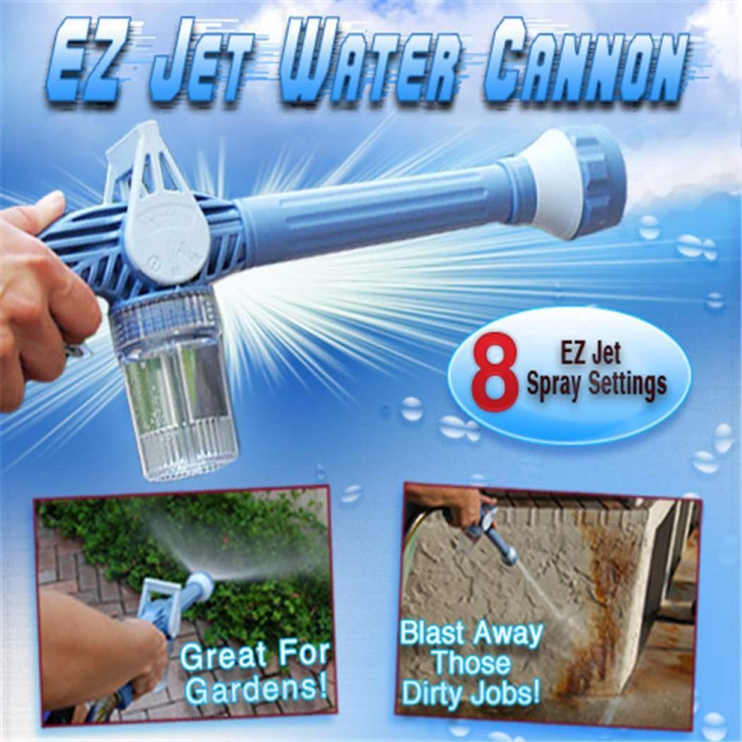 Насадка на шланг Ez Jet Water Cannon Ликвидация склада с летними товарами