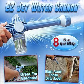 Насадка на шланг Ez Jet Water Cannon Ликвидация склада с летними товарами, фото 2