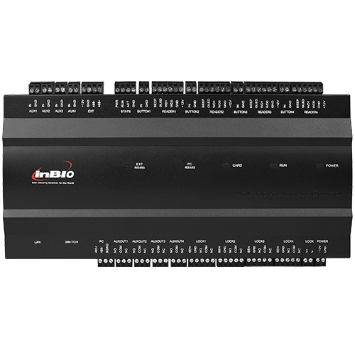 Биометрический IP контроллер inBio460