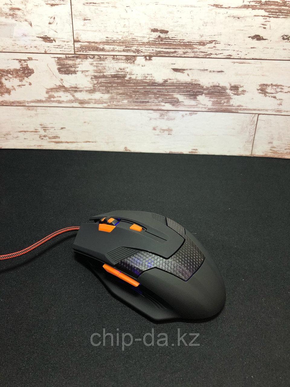 Мышь игровая оптическая Legend G-706