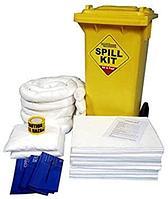 Oil Spill Protective Kits and Materials/ Комплекты и материалы для защиты от разливов нефти/ масло