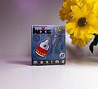 Презервативы «Luxe» Maxima Королевский Экспресс, 1 шт, фото 2