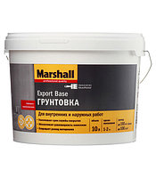 Универсальная концентрированная грунтовка глубокого проникновения на водной основе «Marshall Export Base» 2.5