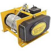 Лебедка EWH 500 (TOR KDJ-500B-30) электрич (500кг) L=60м,  220 V
