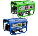 Генераторы синхронные 220 В (бензин, алюм.)