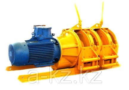 Лебедка скреперная двухбарабанная 17ЛС-2СМА, фото 2