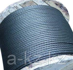 Канат стальной ГОСТ 2688-80 ЛК-Р 13,0 мм 6х19 светлый