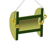 Строп 8-2СЦ - 2,0 (1 500) с захватами для барабанов