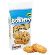 Печенье Bounty Soft Baked Cookies кукис 180гр (8шт-упак)