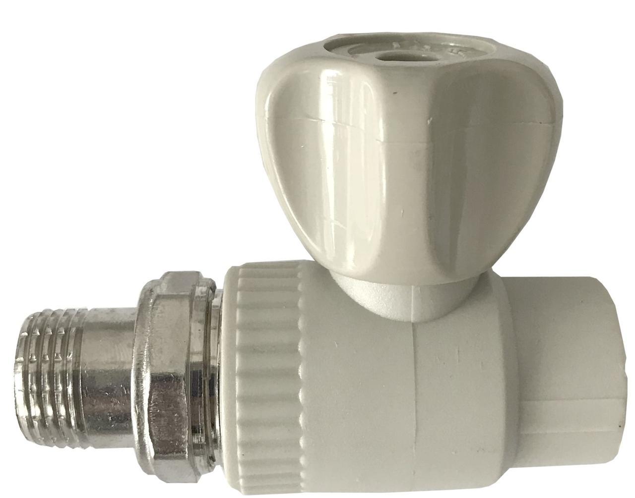 Вентиль для радиаторов прямой ППР