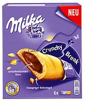 Печенье Milka Tender Break 130гр (12шт-упак)