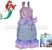 Платье Русалочки Карнавальный костюм русалочка для девочки (XF-6919)