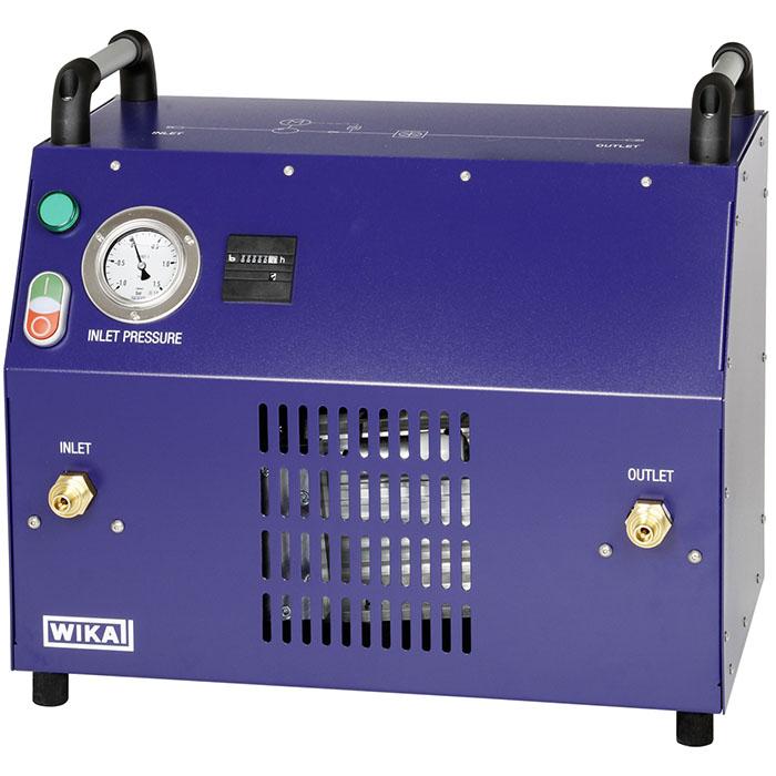 Переносной вакуумный компрессор для откачивания элегаза (SF6 ) Модель GVC-10