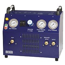 Портативный компрессорный модуль для элегаза SF6, модель: GTU-10