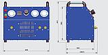 Портативный компрессорный модуль для элегаза SF6, модель: GTU-10, фото 3