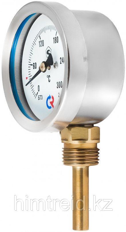 Термометры Росма Тип БТ, серия 211, БТ-32.211, БТ-52.211 Термометры общетехнические (радиальное присоединение)