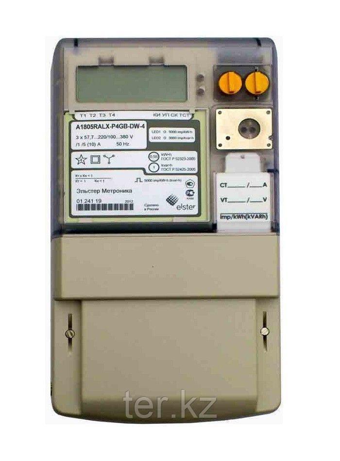 Счетчик АЛЬФА A1805RL-P4G-DW-4