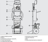 Заправочная установка для заполнения элегазом SF₆ Для экологически безопасного заполнения и дозаправки., фото 2