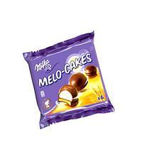 Печенье Milka Melo-Cakes 100гр (12шт-упак)
