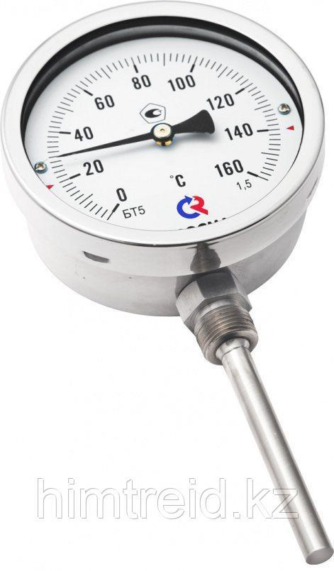 Термометры Росма Тип БТ,  220 БТ-52.220,БТ-72.220 Термометры коррозионностойкие (радиальное присоединение)